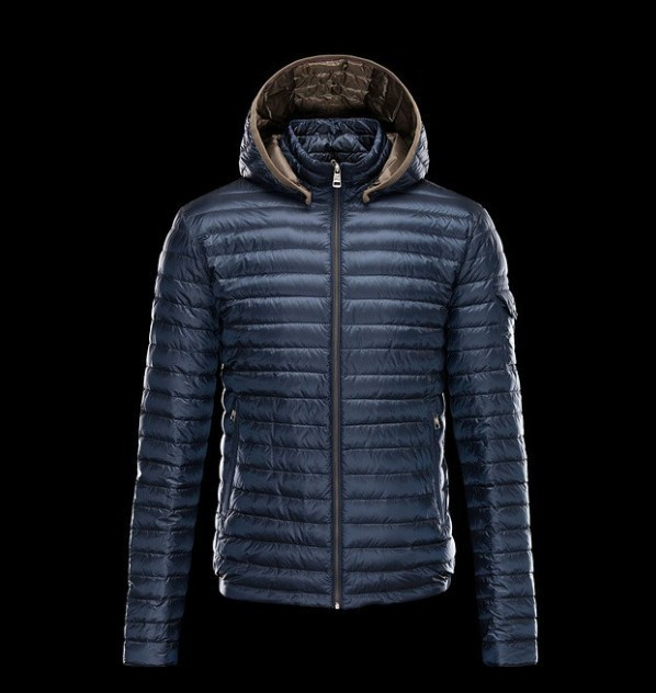 New Cheap Moncler Men jackets Deep Blue Sale NA1032